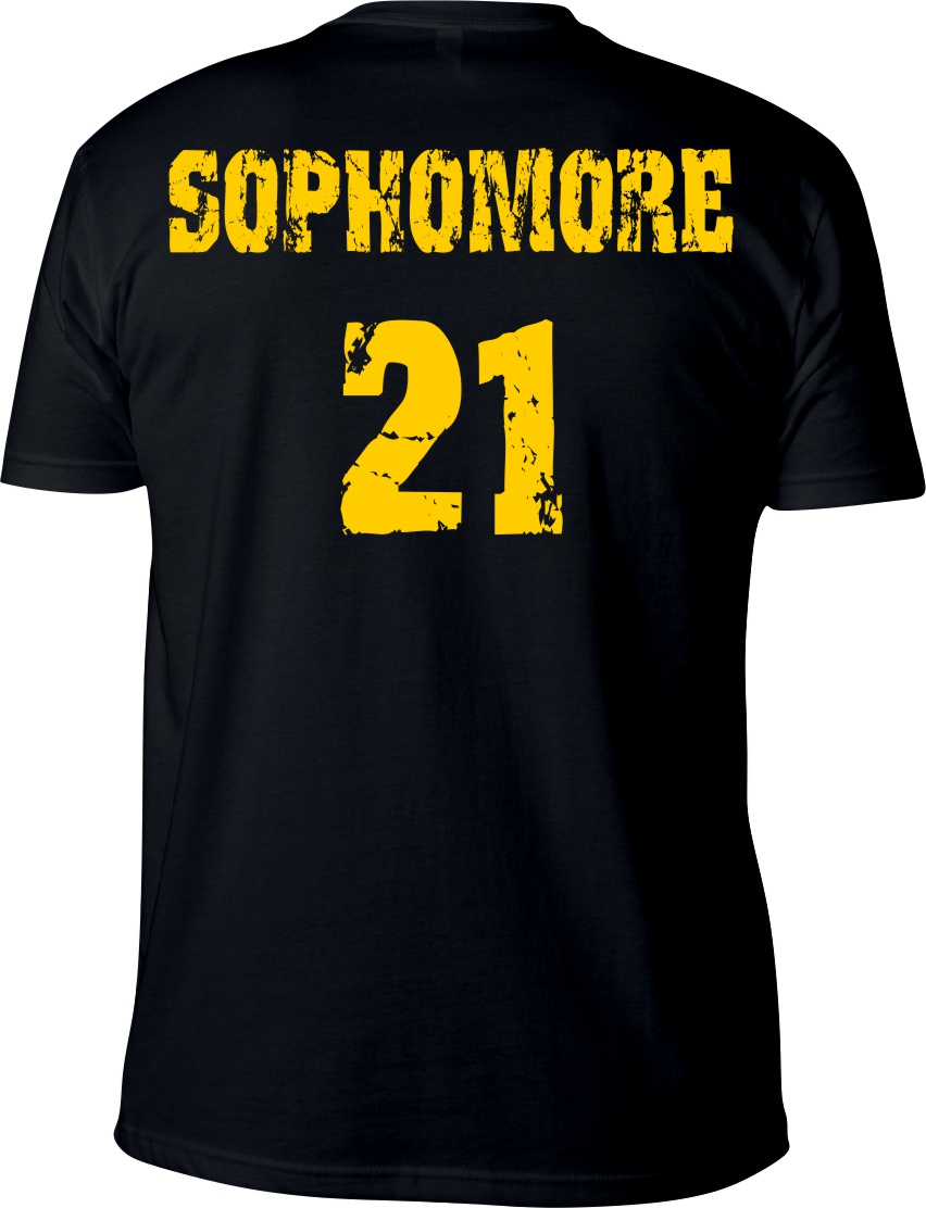 SBHS Sophomore Class Shirts