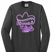 Spanish Club Long Sleeve