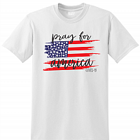 Pray for America Shirt