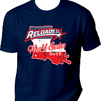Reloaded Parents Baseball Shirt