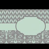 Chevron Damask Designs