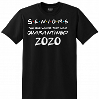 FRIENDS Senior Shirt