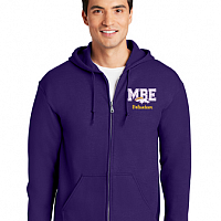 MBE Volunteer Fleece Jacket