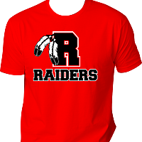 Reeves Raider Feathers Spirit Shirt