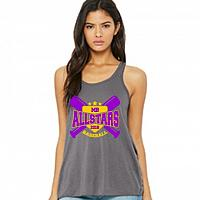 Moss Bluff AllStars Purple Team - Flowy Tank