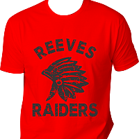 Reeves Raider Spirit Shirt
