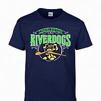 River Dogs Parent Baseball T-shirt