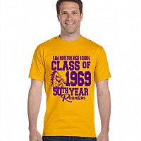 Sam Houston High School 50th Reunion Shirt