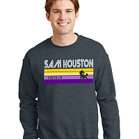 Sam Houston High School Faculty Sweatshirts